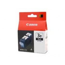 Genuine Canon BCI3EBK Black Ink Cartridge