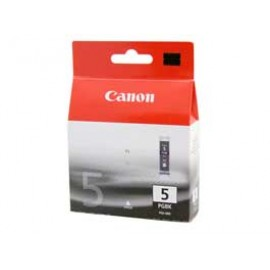 Genuine Canon PGI5BK Black Ink Cartridge