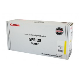 Genuine Canon TG-41Y Yellow Toner Cartridge