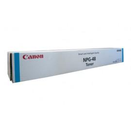 Genuine Canon TG48C Cyan Toner Cartridge