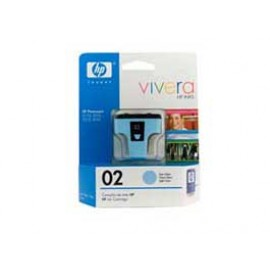Genuine HP C8774WA Cyan Ink Cartridge