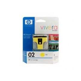 Genuine HP C8773WA Yellow Ink Cartridge