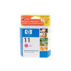 Genuine HP C4837A Magenta Ink Cartridge