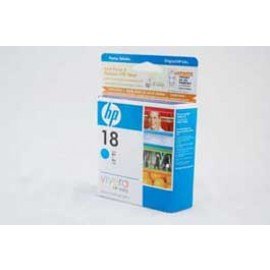 Genuine HP C4937A Cyan Ink Cartridge