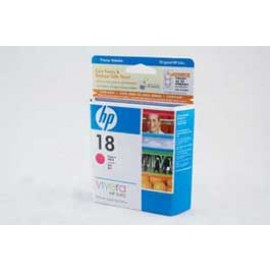 Genuine HP C4938A Magenta Ink Cartridge