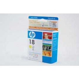 Genuine HP C4939A Yellow Ink Cartridge