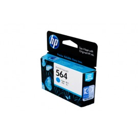Genuine HP CB318WA Cyan Ink Cartridge