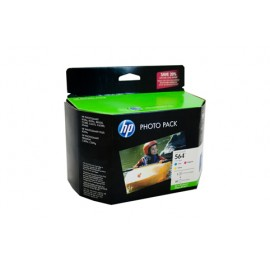 Genuine HP SD741A Colour Ink Cartridge
