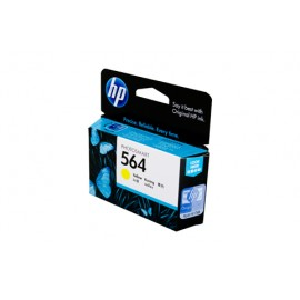 Genuine HP CB320WA Yellow Ink Cartridge