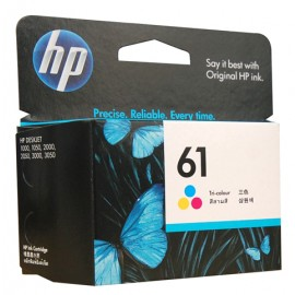 Genuine HP CH562WA Colour Ink Cartridge