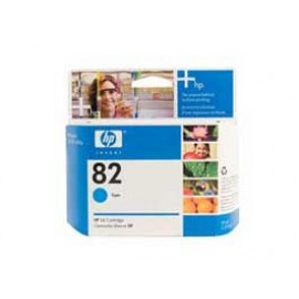 Genuine HP C4911A Cyan Ink Cartridge