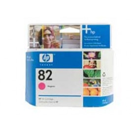 Genuine HP C4912A Magenta Ink Cartridge