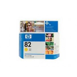Genuine HP C4913A Yellow Ink Cartridge