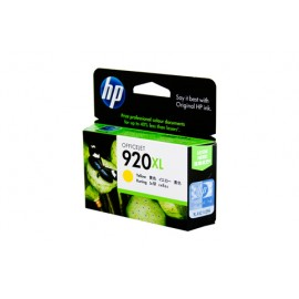 Genuine HP CD974AA High Yield Yellow Ink Cartridge