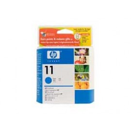 Genuine HP C4811A Cyan Ink Cartridge