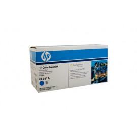 Genuine HP CE261A Cyan Toner Cartridge