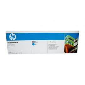 Genuine HP CB381A Cyan Toner Cartridge
