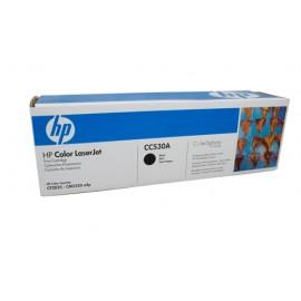 Genuine HP CC530A Black Toner Cartridge