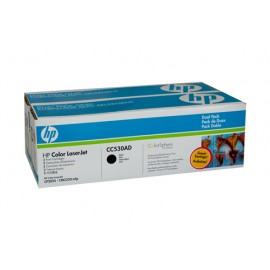 Genuine HP CC530AD Black Toner Cartridge