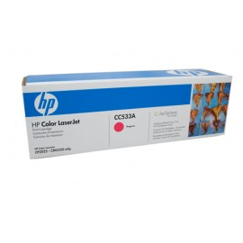 Genuine HP CC533A Magenta Toner Cartridge