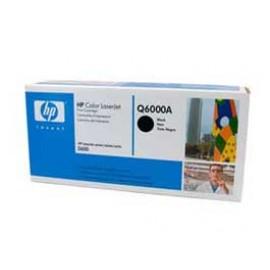 Genuine HP Q6000A Black Toner Cartridge