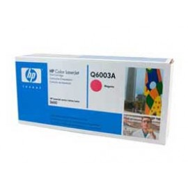 Genuine HP Q6003A Magenta Toner Cartridge