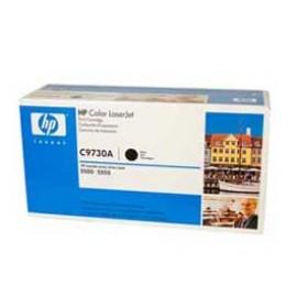 Genuine HP C9730A Black Toner Cartridge