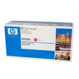 Genuine HP C9733A Magenta Toner Cartridge