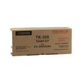 Genuine Kyocera TK-320 Black Toner Cartridge
