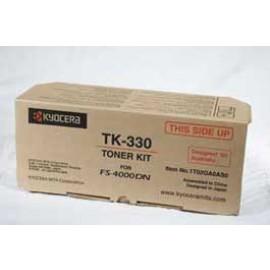 Genuine Kyocera TK-330 Black Toner Cartridge