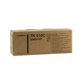 Genuine Kyocera TK-510C Cyan Toner Cartridge