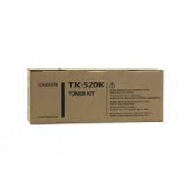 Genuine Kyocera TK-520K Black Toner Cartridge