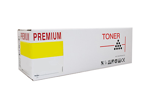 Compatible OKI 44973545 #301Y Yellow Toner Cartridge