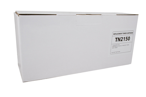 Compatible Brother TN-2150 Black Toner Cartridge