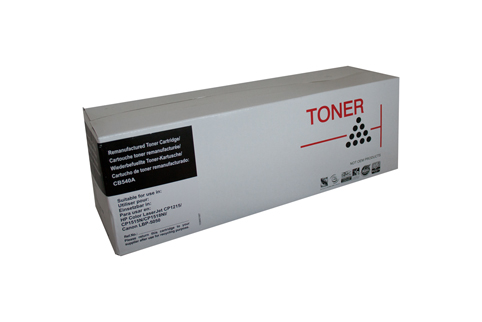 Compatible HP #125 (CB540A) Black Toner Cartridge
