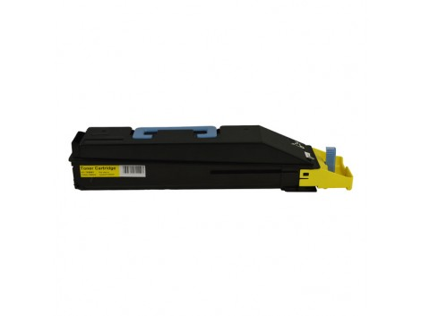 Non-Genuine Kyocera Premium Generic Yellow for FSC-8500DN. 18000 pages Toner Cartridge