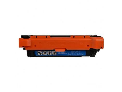 Remanufactured HP #648, #648A Cyan (CE261A) Toner Cartridge