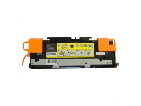 Compatible HP #309A Yellow (Q2672A) Toner Cartridge