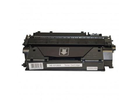 Compatible HP #80X, #80x (CF280X) Toner Cartridge