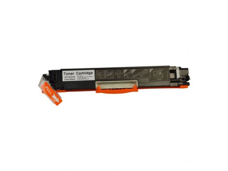 Compatible HP #126, #126 Black, Cart 329 Black (CE310A) Toner Cartridge