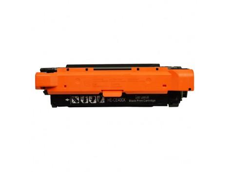 Compatible HP #507, #507X  (CE400X) Toner Cartridge