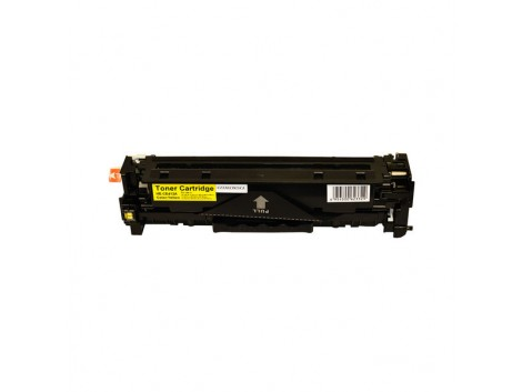 Compatible HP #305, #305A Yellow (CE412A) Toner Cartridge