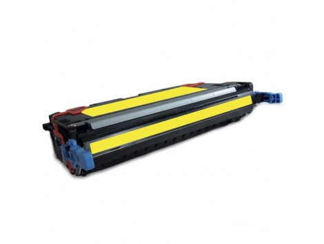Compatible HP #503, Yellow Laser Cartridge, #503A Yellow (Q7582A) Toner Cartridge