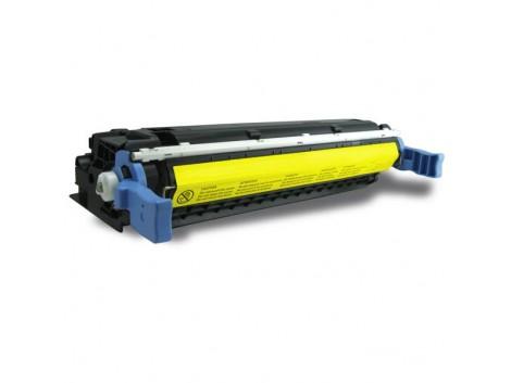 Compatible HP #641A Yellow (C9722A) Toner Cartridge
