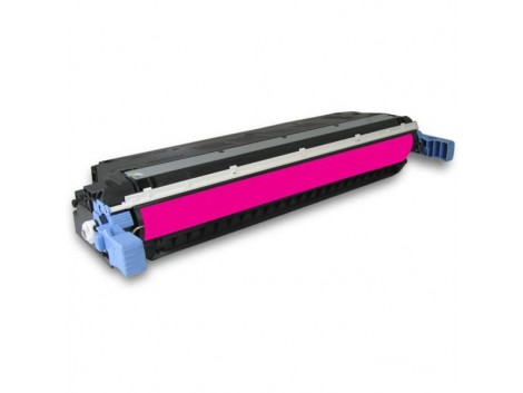 Compatible HP #645, Magenta Laser Cartridge, #645A Magenta (C9733A) Toner Cartridge