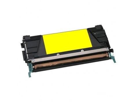 Compatible Lexmark C5220YS Toner Cartridge