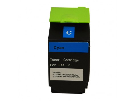 Compatible Lexmark 80C8HCE Toner Cartridge