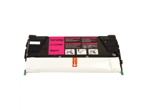 Compatible Lexmark C5240M Toner Cartridge