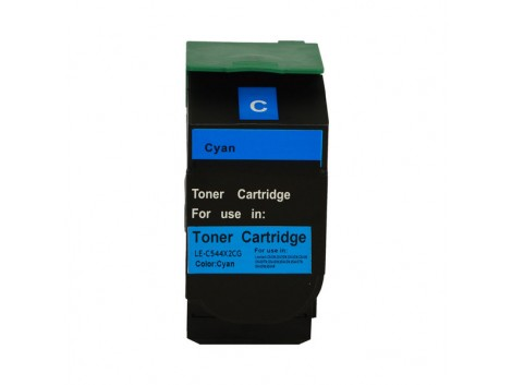 Compatible Lexmark C544C Toner Cartridge