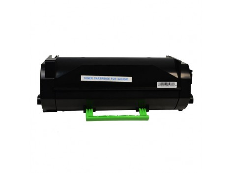 Compatible Lexmark 62D3000 #623 Toner Cartridge